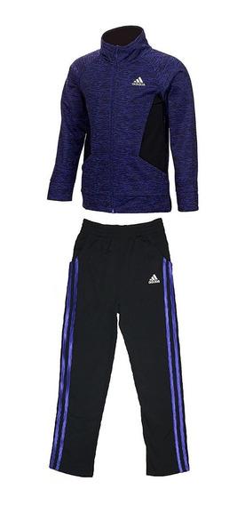 Pants adidas Dos Piezas Niño Chamarra Y Pants