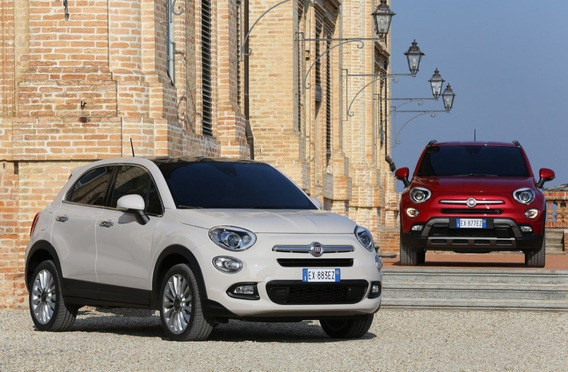 Fiat 500x Pop 1.4 N 16v Manual 0km Jrb