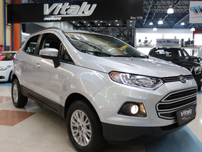 Ford Ecosport 1.6 16v Se Flex Powershift 5p !!! Linda!!!