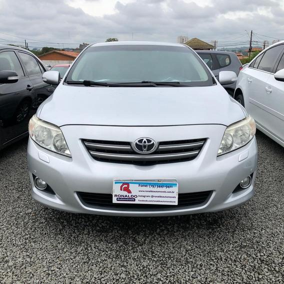 Toyota Corolla 1.8 16v 4p Seg Flex Automático