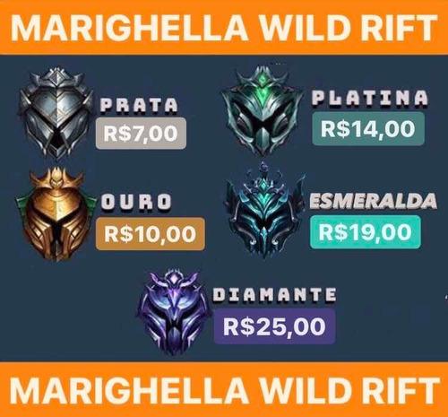 Elojob Marighella Wild Rift - Elojob Wild Rift