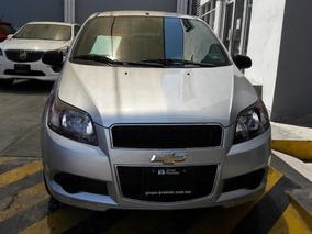 Chevrolet Aveo 2016 Ls L4/1.6 Man
