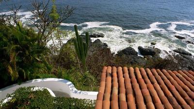 Villa Con Inmejorable Vista Al Mar