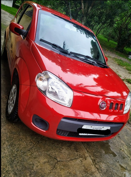Fiat Uno 1.0 Vivace Flex 3p 2015