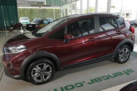 Honda Wr-v Exl 1.5 16v Flex Aut./2018