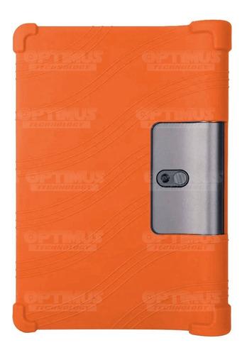 Funda Protectora Tablet Lenovo Yoga Smart Tab Yt-x 705f Goma