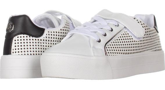 Guess Darina Plataforma De Zapatillas De Moda No. Fs26969
