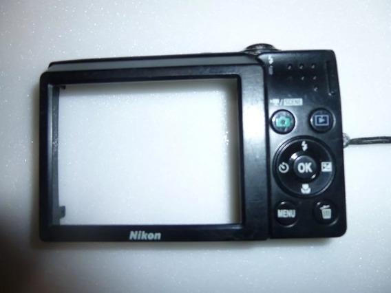 Carcaça Câmera Nikon Coolpix S2500