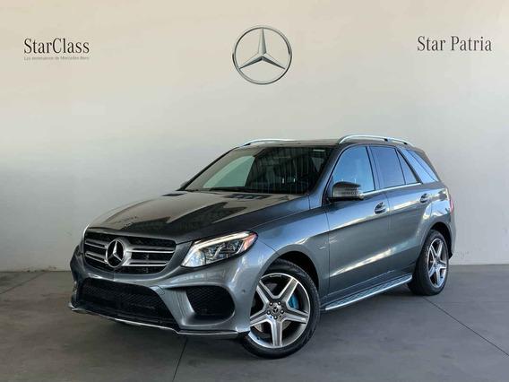 Star Patra Mercedes-benz Clase Gle 500e Hibrido V6 2018
