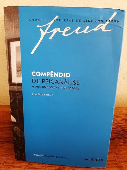 2 Livros Sigmund Freud