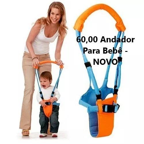 Andador Para Bebê - Novo