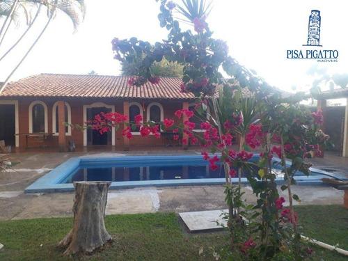 Imagem 1 de 9 de Chácara À Venda, 1006 M² Por R$ 720.000,00 - João Aranha - Paulínia/sp - Ch0113