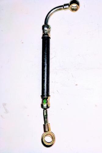 Manguera Entrada Aceite Radiador/caja Aut. Monza # 52284041