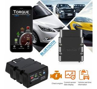 Escáner Automotriz Bluetooth Avanzado Obd2 / Para Vehículos