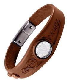 Pulseira Akmos Magnética Infra Equilíbrio 2019 Bracelete Meb