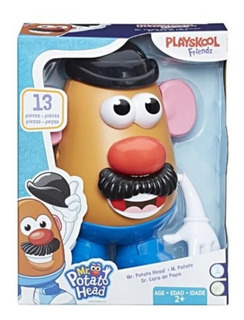 Sr Cara De Papa - Original Hasbro - Mr Potato