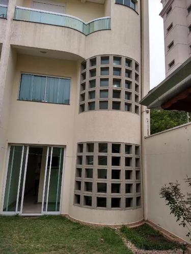 Imagem 1 de 23 de Sobrado À Venda, 450 M² Por R$ 1.690.000,00 - Campestre - Santo André/sp - So19570