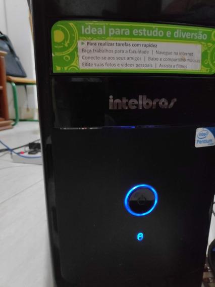 Computador Core 2 Duo E7400 Hd 160 Gb Memória Ram 1 Gb
