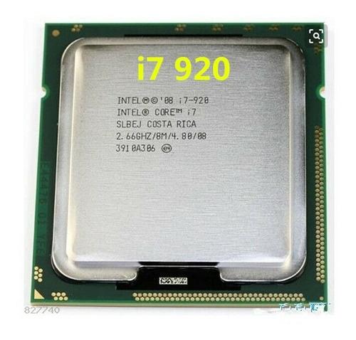 Imagem 1 de 2 de Processador Intel Core I7-920 8m 2.66 Ghz 4.80 Socket 1366