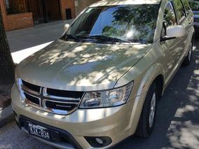 Dodge Journey 2.4 Se 170cv Atx 2011 - 2 Filas- Excelente