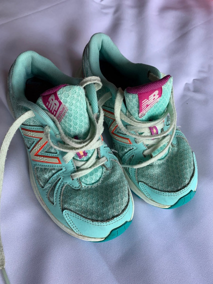 Zapatillas New Balance 13.5 Us Originales - Marianlomas
