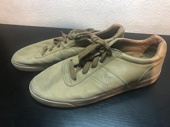 Zapatillas Polo Ralph Lauren Hombre Talle 12 Usadas Original