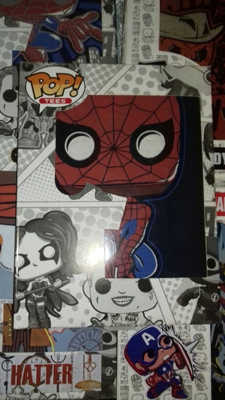 Playera Funko Pop Spidermanavenger Funko Pop Playera