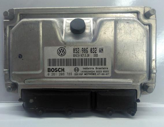 Módulo De Injeção Bosch Me7.5.20 Para Vw Fox 1.6 8v Flex
