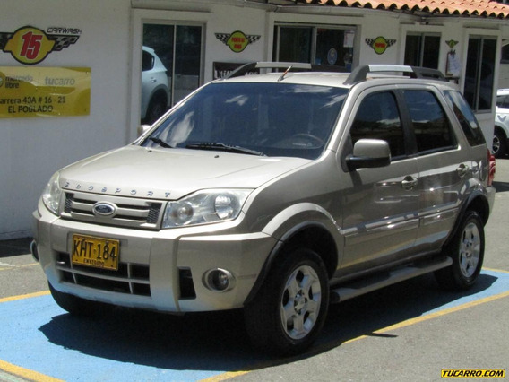 Ford Ecosport At 2000 4x2