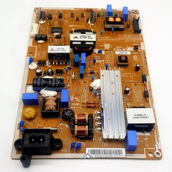 Placa Principal Da Tv Sansung Un46f5200ag Kit
