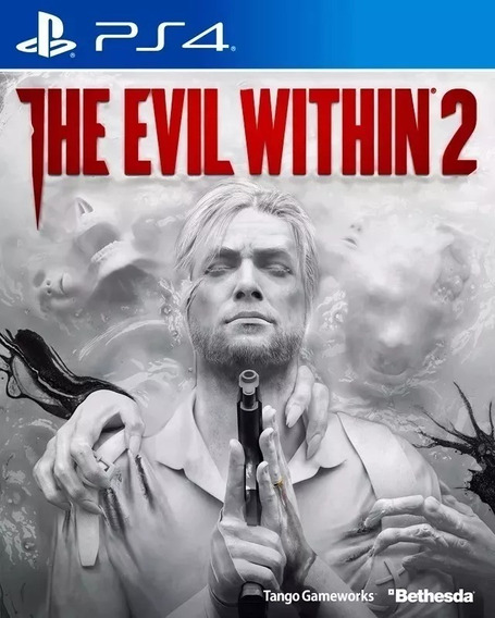 The Evil Within 2 - Ps4 Br (midia Fisica)