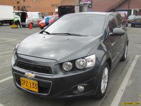 Chevrolet Sonic Lt Tp 1600cc 4p 4ab Abs Ct