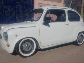 Fiat 600r 1973 100% Original Permuto/financio