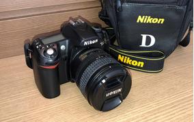 Câmera Nikon D80 - Em Ótimo Estado