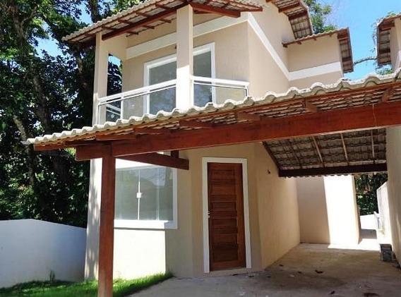Casa Em Itaipu, Niterói/rj De 140m² 3 Quartos À Venda Por R$ 399.000,00 - Ca243734