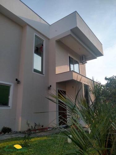 Construção Nova No Campeche Com 197m² - Ca0461