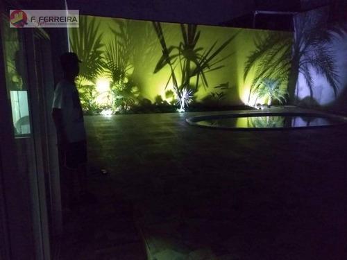 Chácara Com 2 Dormitórios À Venda, 500 M² Por R$ 450.000,00 - Recreio Primavera - Itapecerica Da Serra/sp - Ch0068