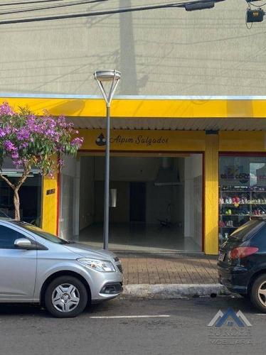 Imagem 1 de 5 de Sala Para Alugar, 50 M² Por R$ 4.000,00/mês - Centro - Londrina/pr - Sa0050
