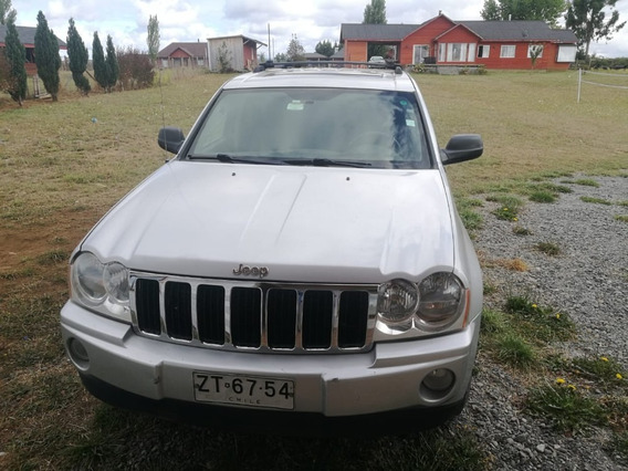 Jeep Grand Cherokee Limited 5.7 Hemi V8 2006 Para Entendidos
