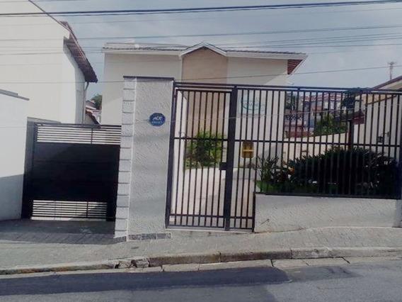 Sobrado Em Condomínio Fechado Na Vila Nivi, À 800 Metros Do Metrô Tucuruvi, 2 Suítes E 2 Vagas - Ca01646 - 34415061