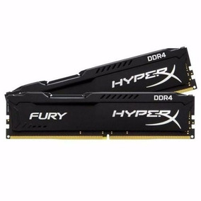 Memória Kingston Hyperx Fury 4gb 2133mhz Ddr4 Black Cl14