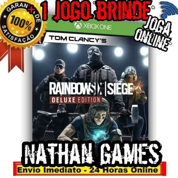 Rainbow Six Siege - Xbox One Digital + Brinde