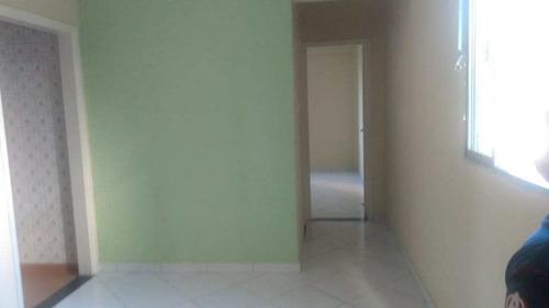 Apartamento Com 1 Dorm, Centro, São Vicente - R$ 170 Mil, Cod: 1168 - V1168
