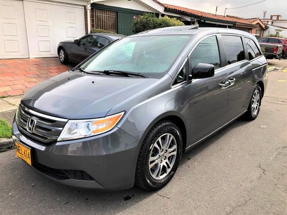 Honda Odyssey Exl -res 2013