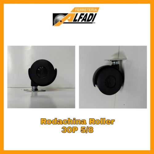 Rodachina Roller 30p 1 5/8 (paquete Por 4 Unidades)