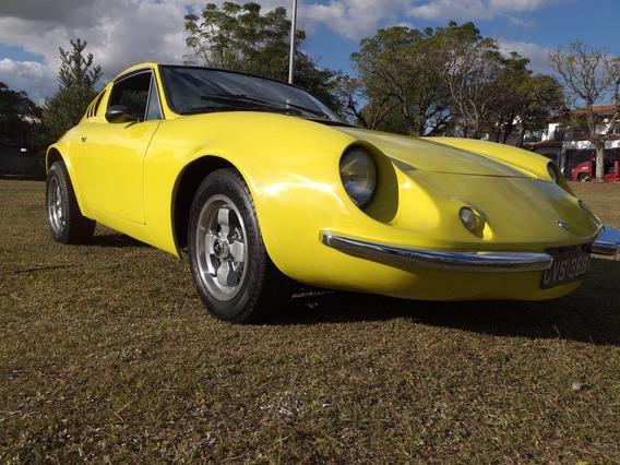 Puma 1974 Placa Preta.