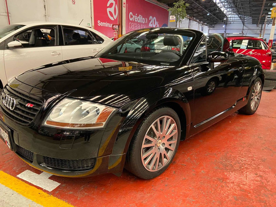 Audi Tt 1.8 Roadster Quattro 225 Hp 6vel At 2001