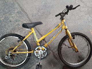Bicicleta Rodado 20 Fiorenza (para Restaurar)