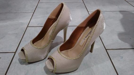 Sapato Miucha Número 37, Usado 1 Vez Em Ótimo Estado!
