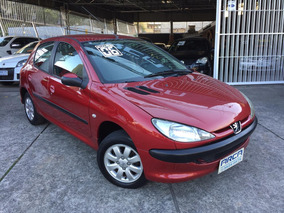 Peugeot 206 1.4 Completo Ano 2006
